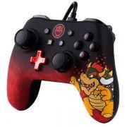 Controle Iconic: Bowser Powera - Nintendo Switch