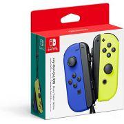 Controle Joy-Con (L/R) - Azul/Amarelo - Nintendo Switch - Envio Internacional