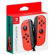 CONTROLE JOY-CON (L)/(R) NEON RED SWITCH