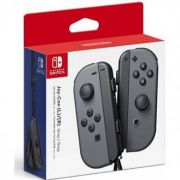 Controle Joy Con Nintendo Switch Par Cinza - Nintendo