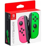 Controle Joy-Con Rosa/Verde - Nintendo Switch - Envio Internacional