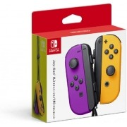 Controle Joy-Con Roxo / Laranja - Nintendo Switch