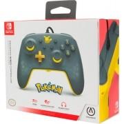 Controle PowerA Enhanced Wired - Pokémon Grey - Nintendo Switch