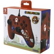 Controle Powera Mario Nintendo Switch Novo Original