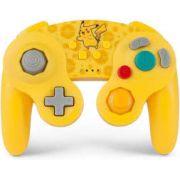 Controle Sem Fio Game Cube Pikachu - Nintendo Switch