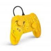 Controle PowerA com fio - Pikachu Static - Nintendo Switch