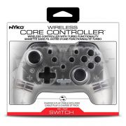 Controle Wireless Core Nyko Branco - Nintendo Switch