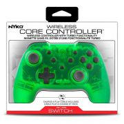 Controle Wireless Core Nyko Verde - Nintendo Switch
