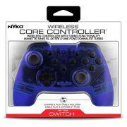 Controle Wirelles Core Nyko Azul - Nintendo Switch