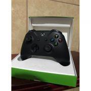 Controle Xbox One PretoWireless P2 (USADO)