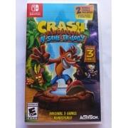 Crash Bandicoot N. Sane Trilogy - USADO - Nintendo Switch