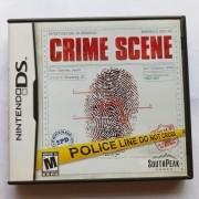 CSI: Crime Scene - USADO - Nintendo DS