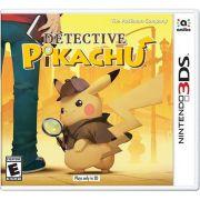 Detective Pikachu - 3DS