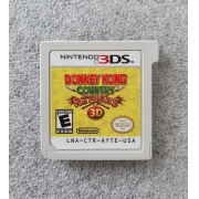 Donkey Kong Returns 3D - Cartucho - Nintendo 3DS - Usado