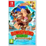 Donkey Kong Tropical Freeze EUR version- Nintendo Switch - ENVIO INTERNACIONAL