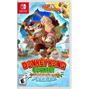 Donkey Kong Tropical Freeze US - Nintendo Switch - Envio Internacional