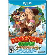 Donkey Kong Tropical Freeze USADO - Nintendo Wii U