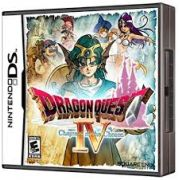 Dragon Quest IV Chapters Of The Chosen USADO - Nintendo DS