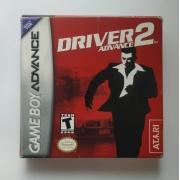 Driver 2 Advance - Game Boy Advance - Usado