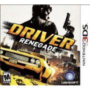 Driver: Renegade - 3DS - USADO