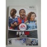 Fifa Soccer 08 - Usado - Nintendo Wii