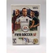 Fifa Soccer 12 - USADO - Nintendo Wii