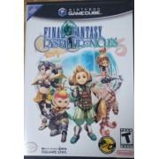 Final Fantasy Crystal Chronicles - USADO - Nintendo GameCube