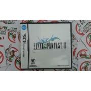 Final Fantasy III - USADO - Nintendo DS