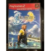 Final Fantasy X  USADO - Playstation 2