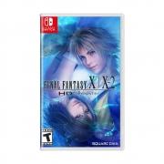 Final Fantasy X/X2 HD Remaster - Nintendo Switch