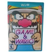 Game & Wario - Nintendo Wii U - Usado