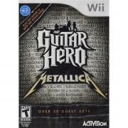 Guitar Hero Metallica - USADO - Nintendo Wii