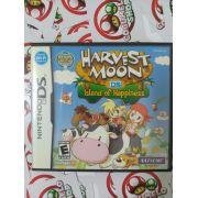 Harvest Moon: Island Of Happiness - USADO - Nintendo DS