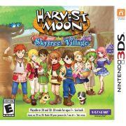 Harvest Moon Skytree Village - 3DS