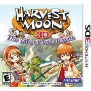 Harvest Moon: Tale of Two Towns - 3Ds