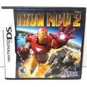 Iron Man 2 (USADO) - Nintendo DS