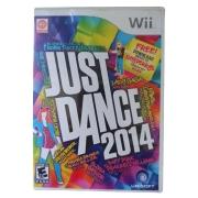 Just Dance 2014 - Nintendo Wii - Usado