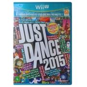 Just Dance 2015 - Nintendo Wii U - Usado