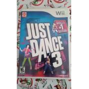 Just Dance 3 - USADO - Nintendo Wii