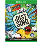 Just Sing - Xbox One Usado