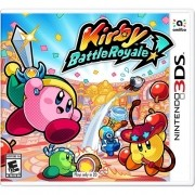 Kirby Battle Royale - 3DS