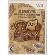 Kirby's Dream Collection: Special Edition - Nintendo Wii - Usado
