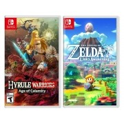 Kit Link's Awakening + Hyrule Warriors: Age of Calamity  Nintendo Switch