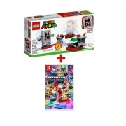 Kit Mario Kart + LEGO 71364 Pacote