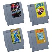 Kit Porta Copos de Acrílico - Fitas NES - 4 Unidades