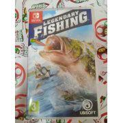 Legendary Fishing - USADO - Nintendo Switch