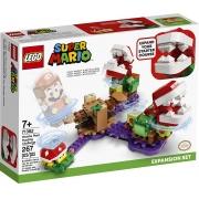 LEGO 71382 - Super Mario - Expansão - O Desafio das Plantas Piranhas