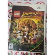 Lego Indiana Jones: The Original Adventures - USADO - Nintendo Wii
