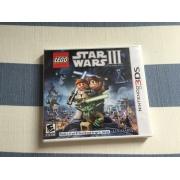 Lego Star Wars III: The Clone Wars - USADO - Nintendo 3DS