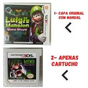 Luigi's Mansion: Dark Moon - USADO - Nintendo 3DS